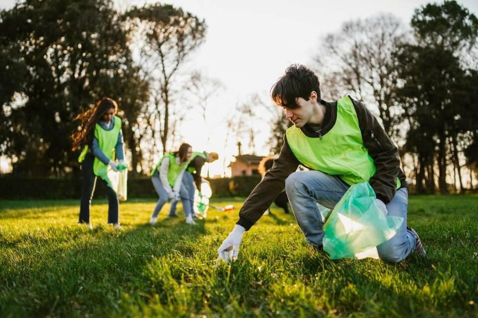 employee volunteer initiative