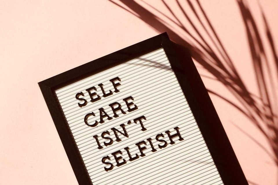 self care isn
