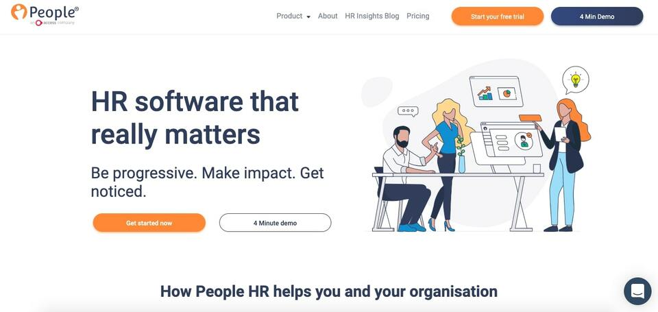 people hr software