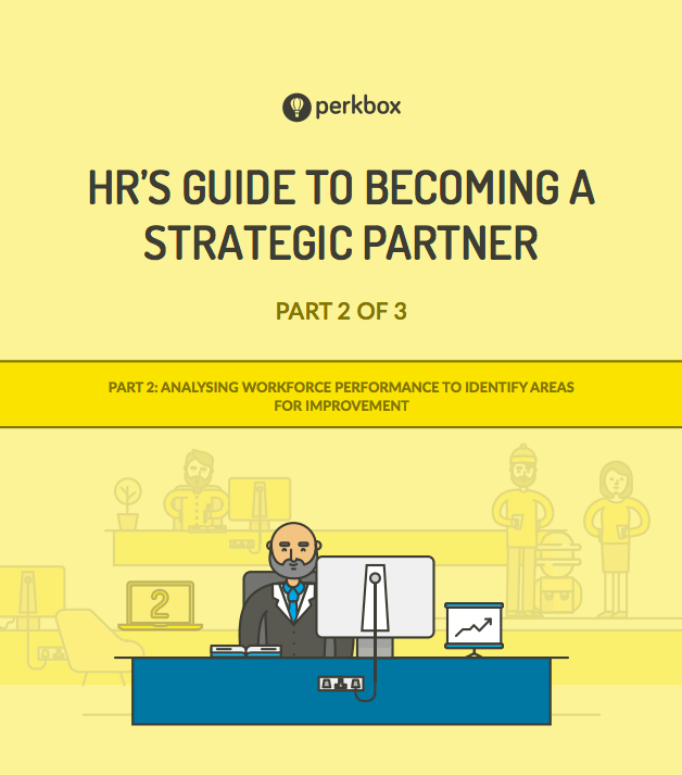 HR's Guide To Becoming A Strategic Partner Part 2: Analysing Workforce Performance to Identify Areas for Improvement