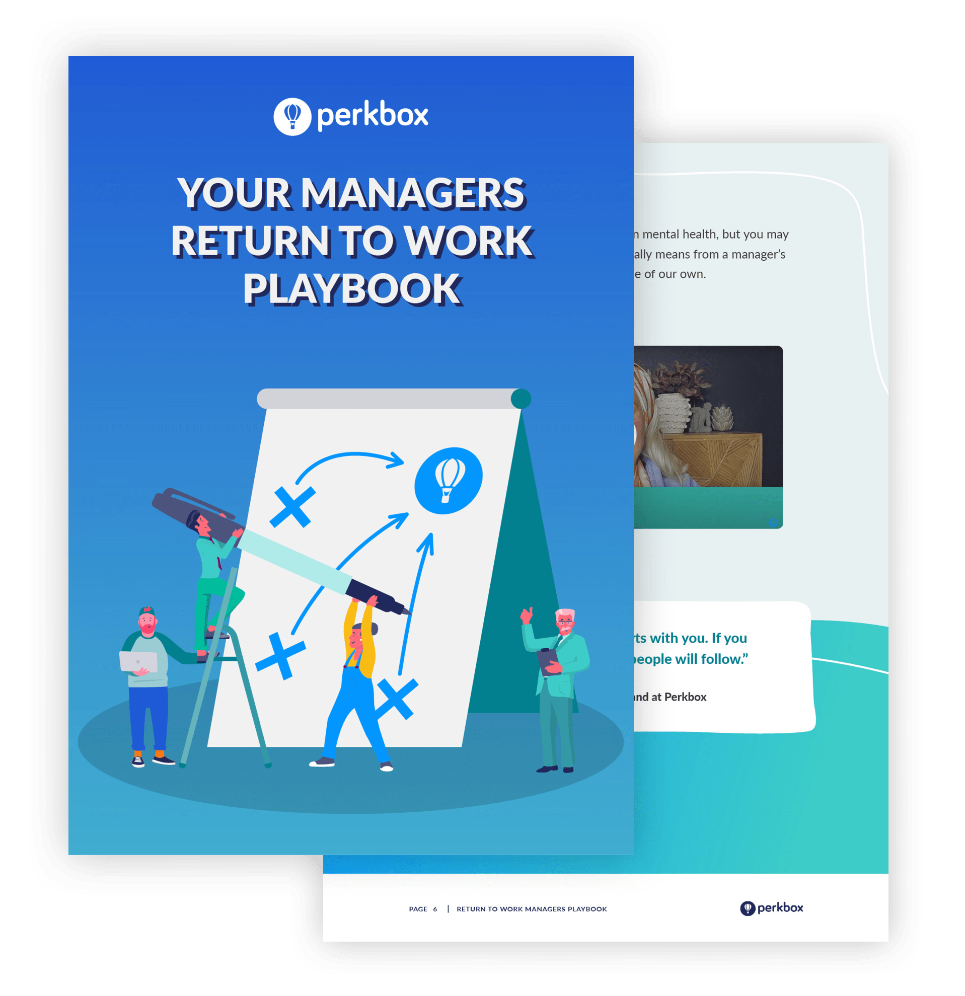 managers' playbook cover