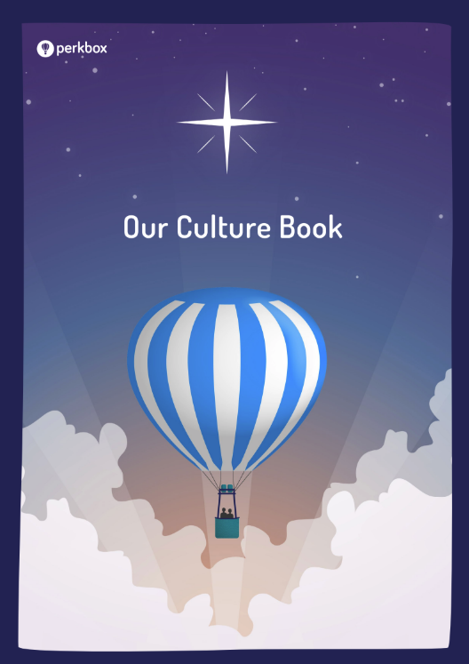 Culture book front cover