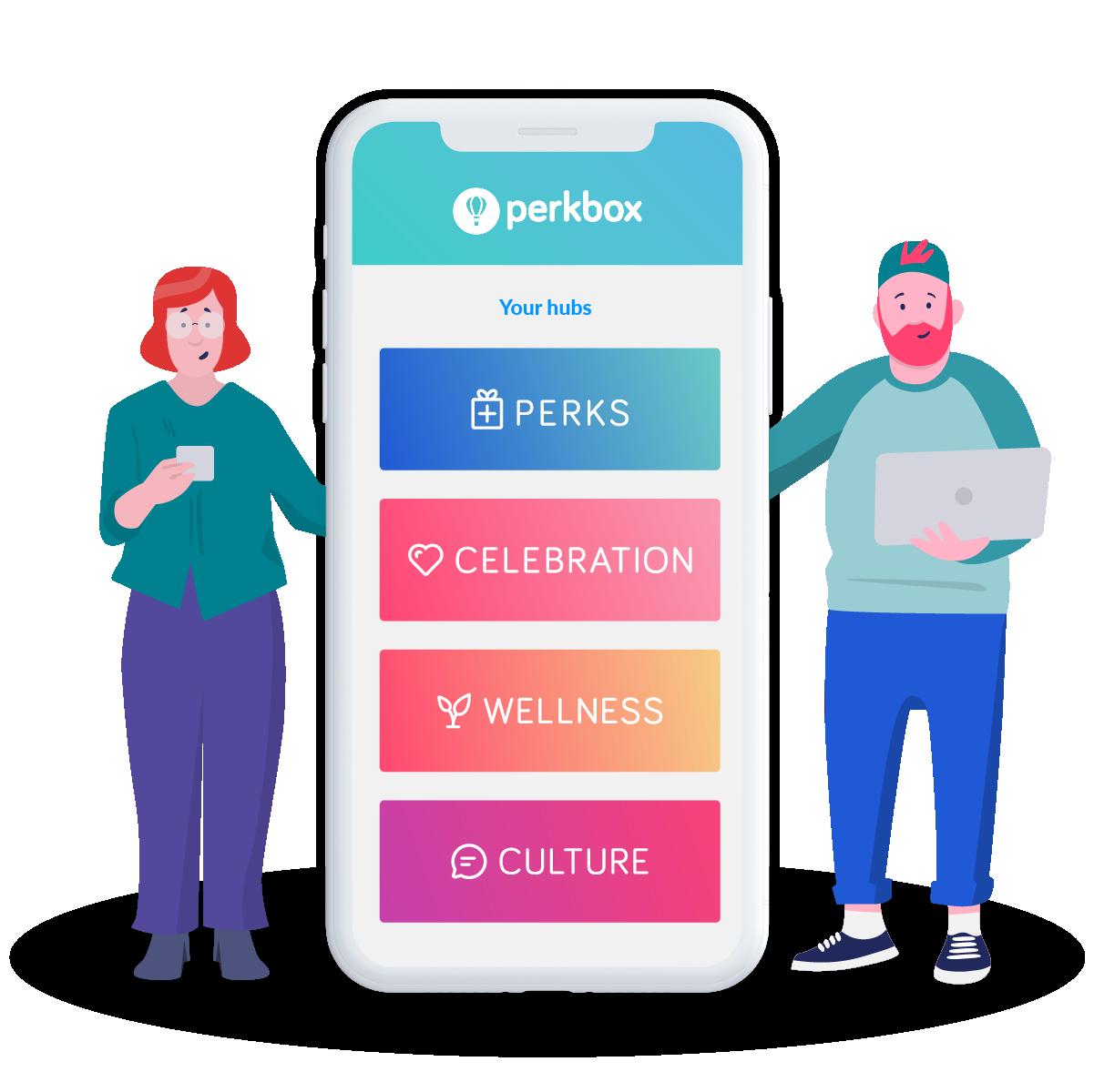 harmonisation with perkbox