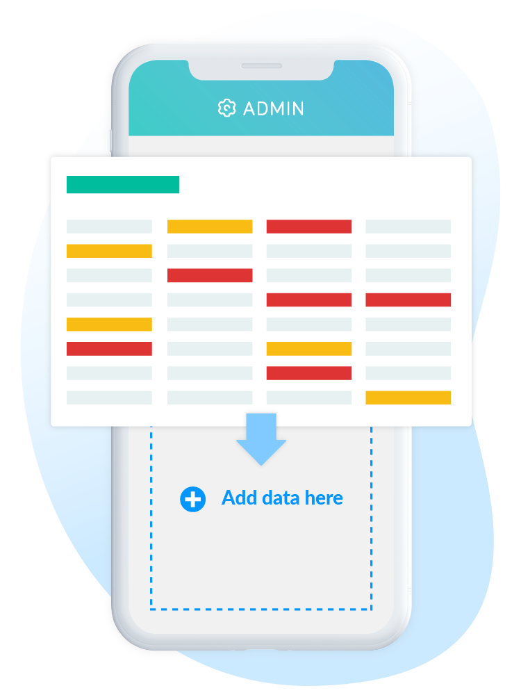 a simple way to upload data