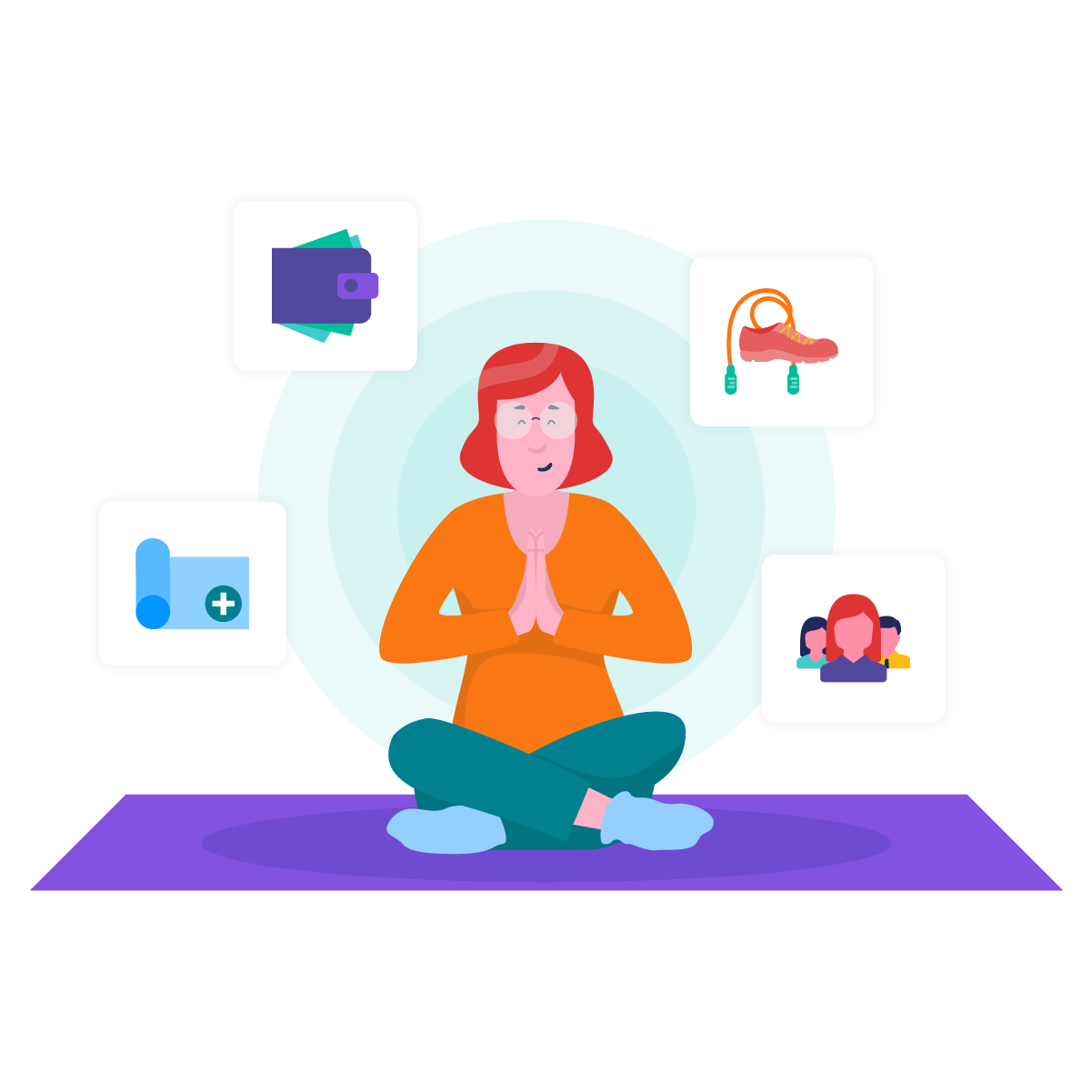 employee wellbeing with perkbox