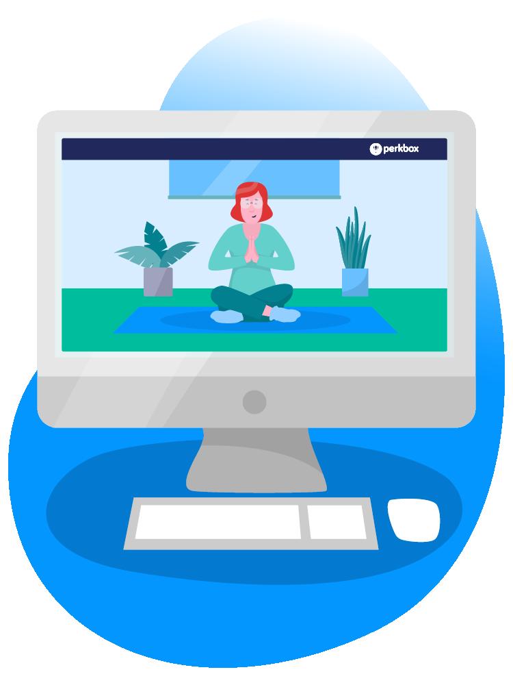 ad free experience on wellness hub