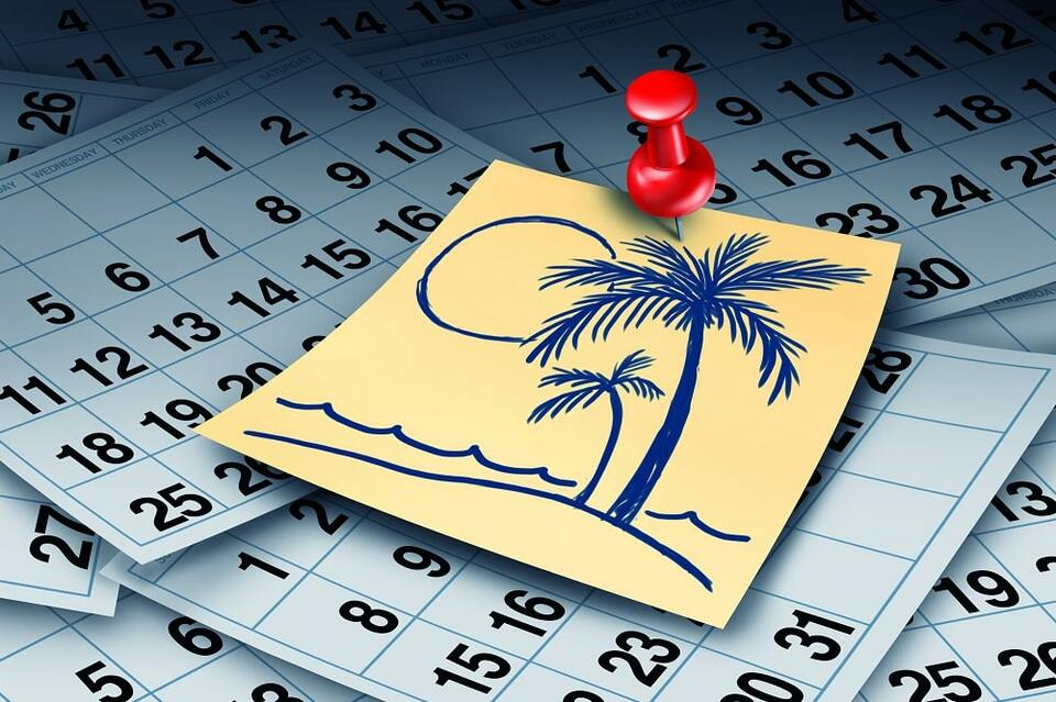 Four ways to avoid an end-of-year annual leave surge
