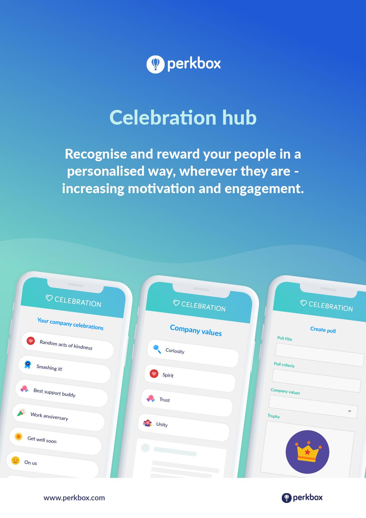celebration hub