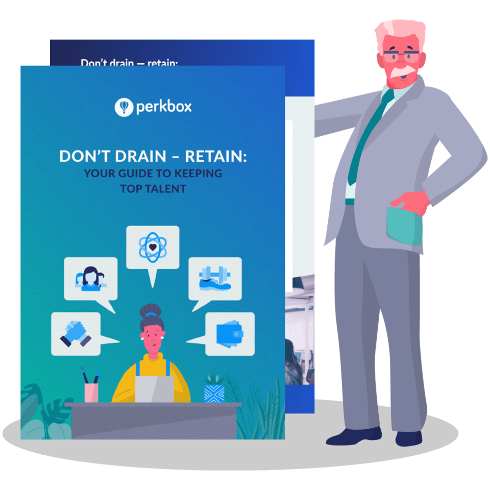 Don't drain — retain: Your guide to keeping top talent
