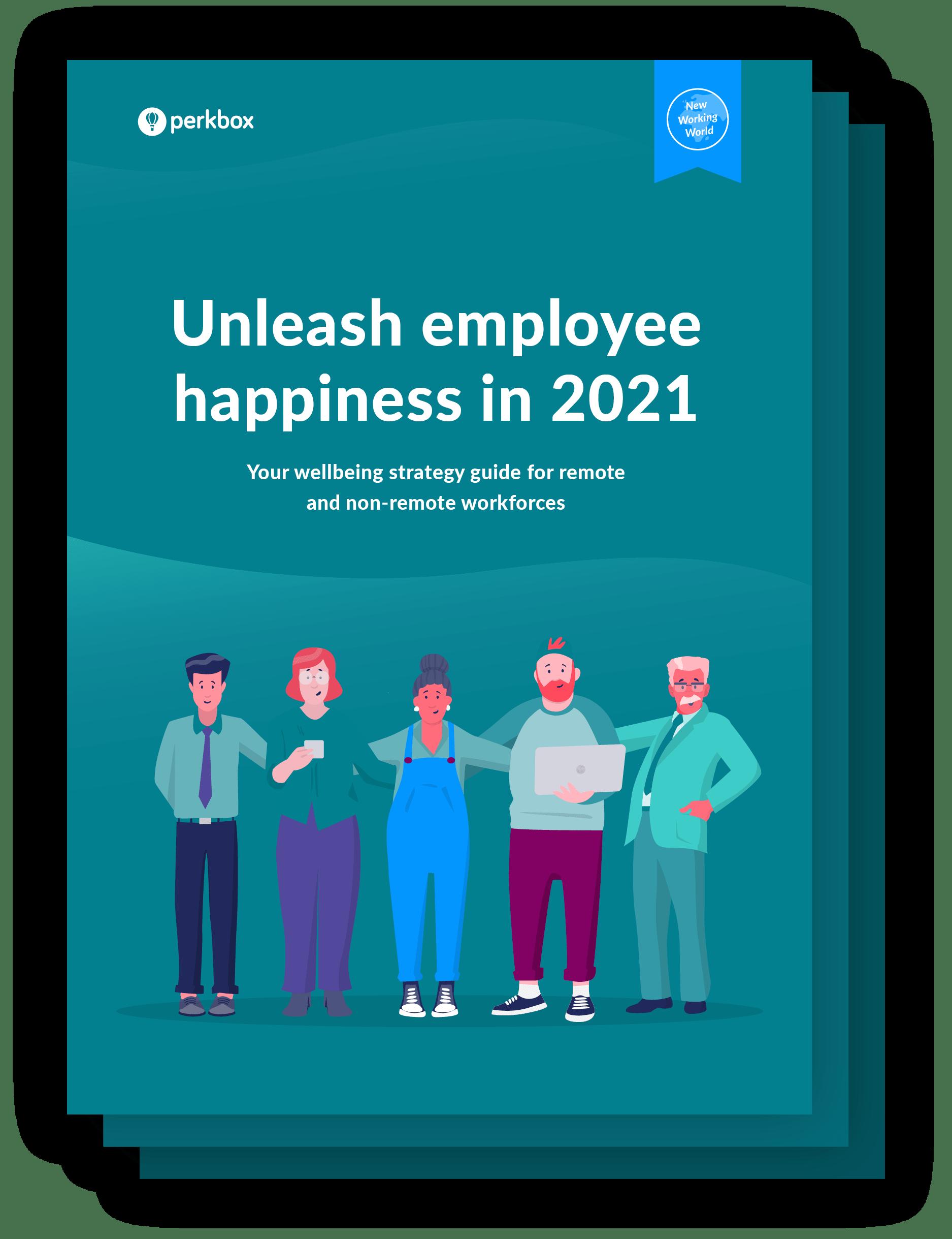 unleash employee happiness