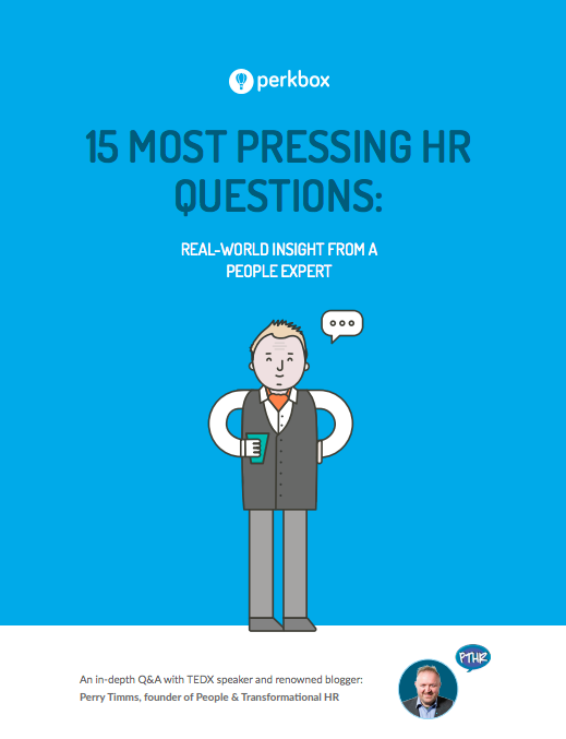 15 Most Pressing HR Questions