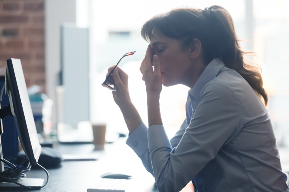 Knowing when employees are struggling with mental health