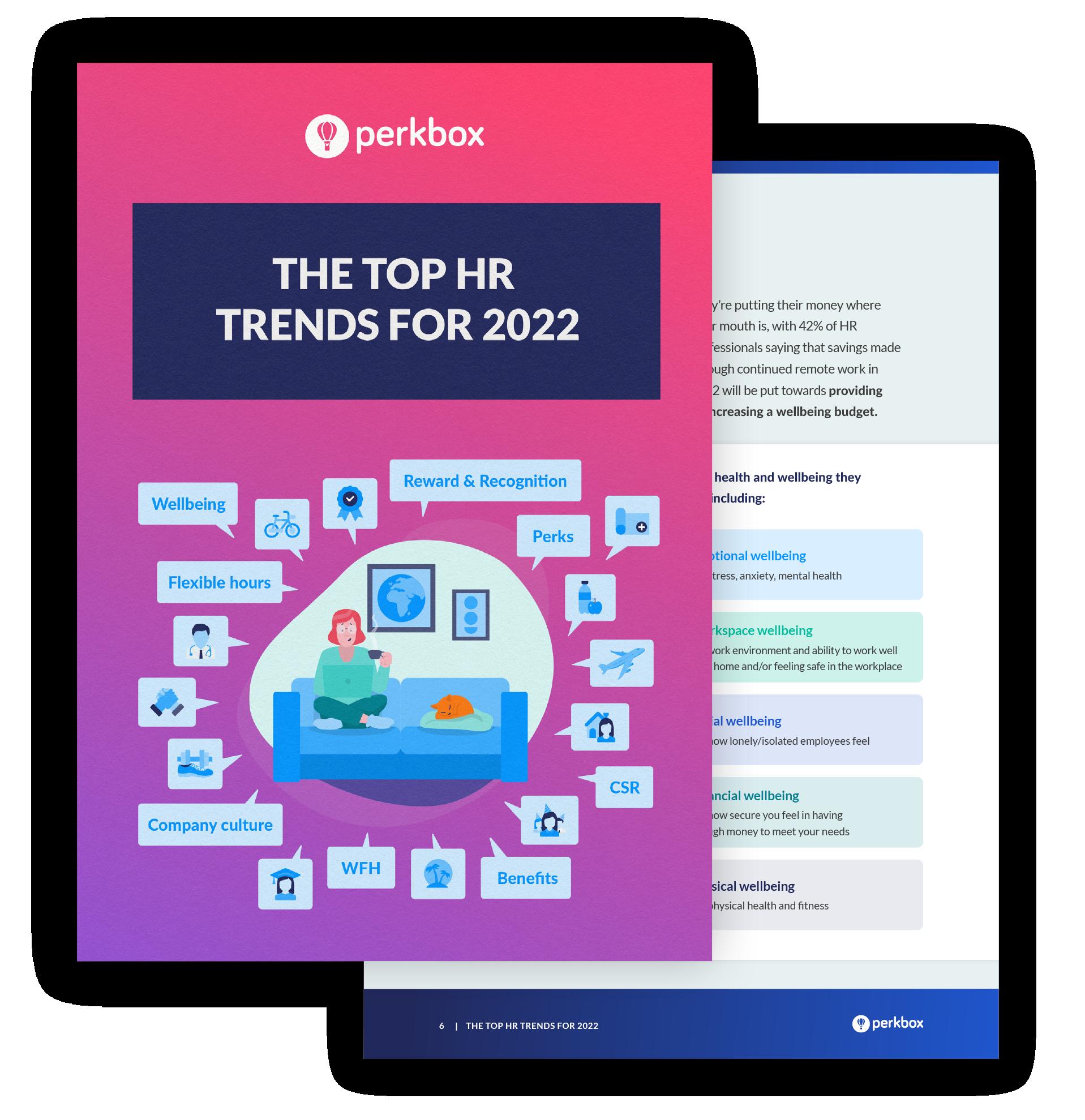 HR Trends 2022