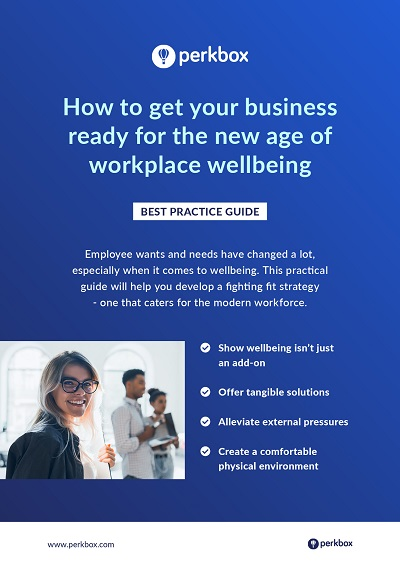 wellbeing guide cover