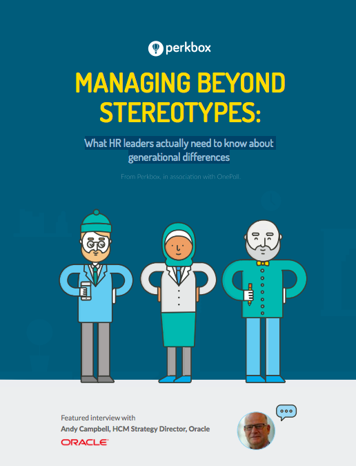 Managing Beyond Stereotypes: 