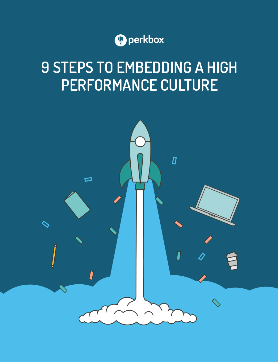 9 Steps to Embedding a High Performance Culture