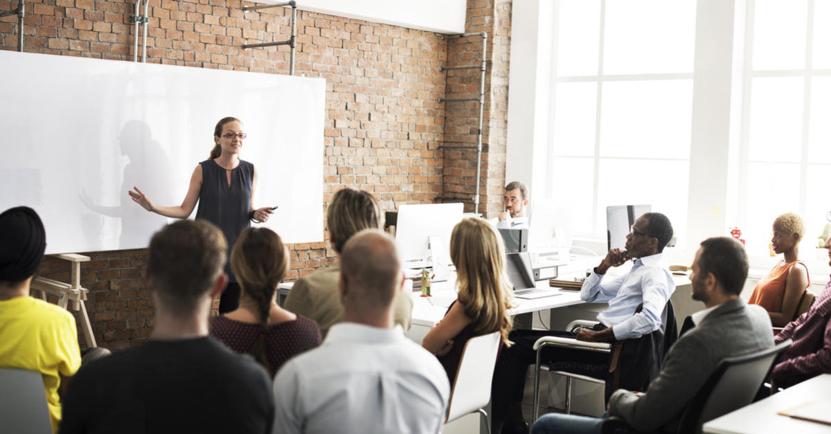 7 steps to nailing staff training and development