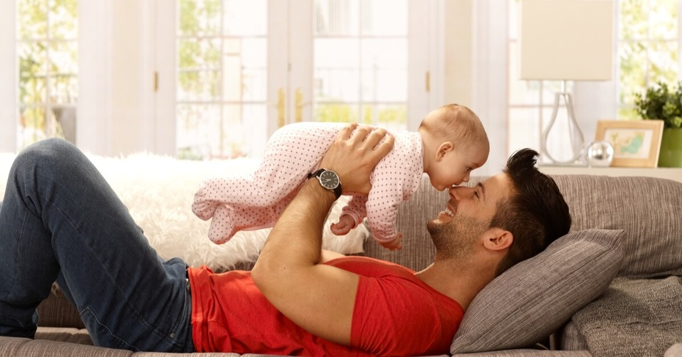 Everything you need to know about paternity leave in the UK