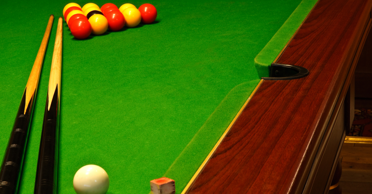 7 reasons why your office needs a pool table