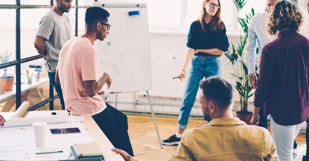 Creative interview – talent acquisition