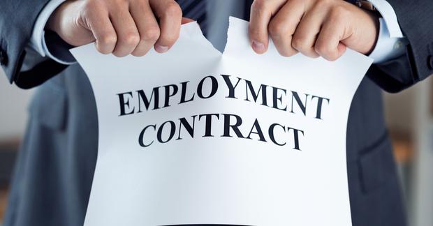 Employee contract