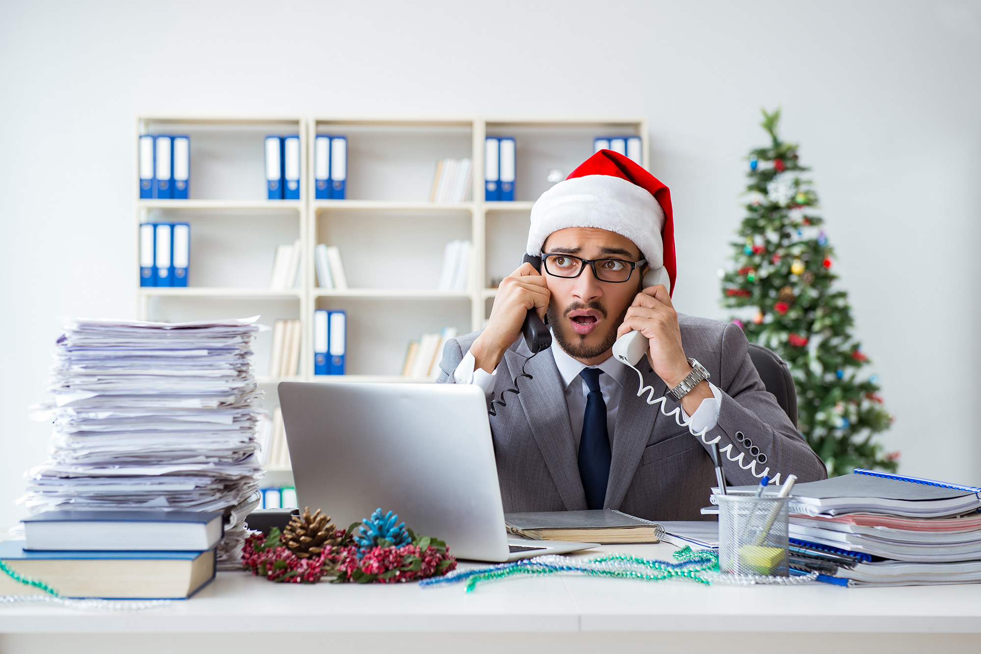 7 stats that will change how your workplace celebrates Christmas