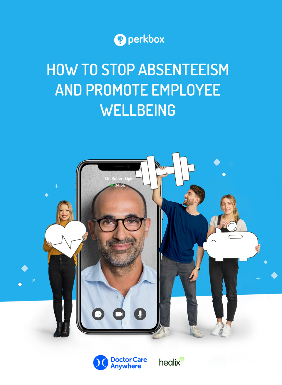 How to stop absenteeism and promote employee wellbeing