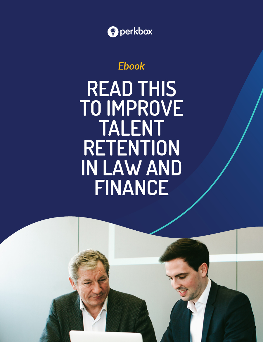 Read this to improve talent retention in Law & Finance