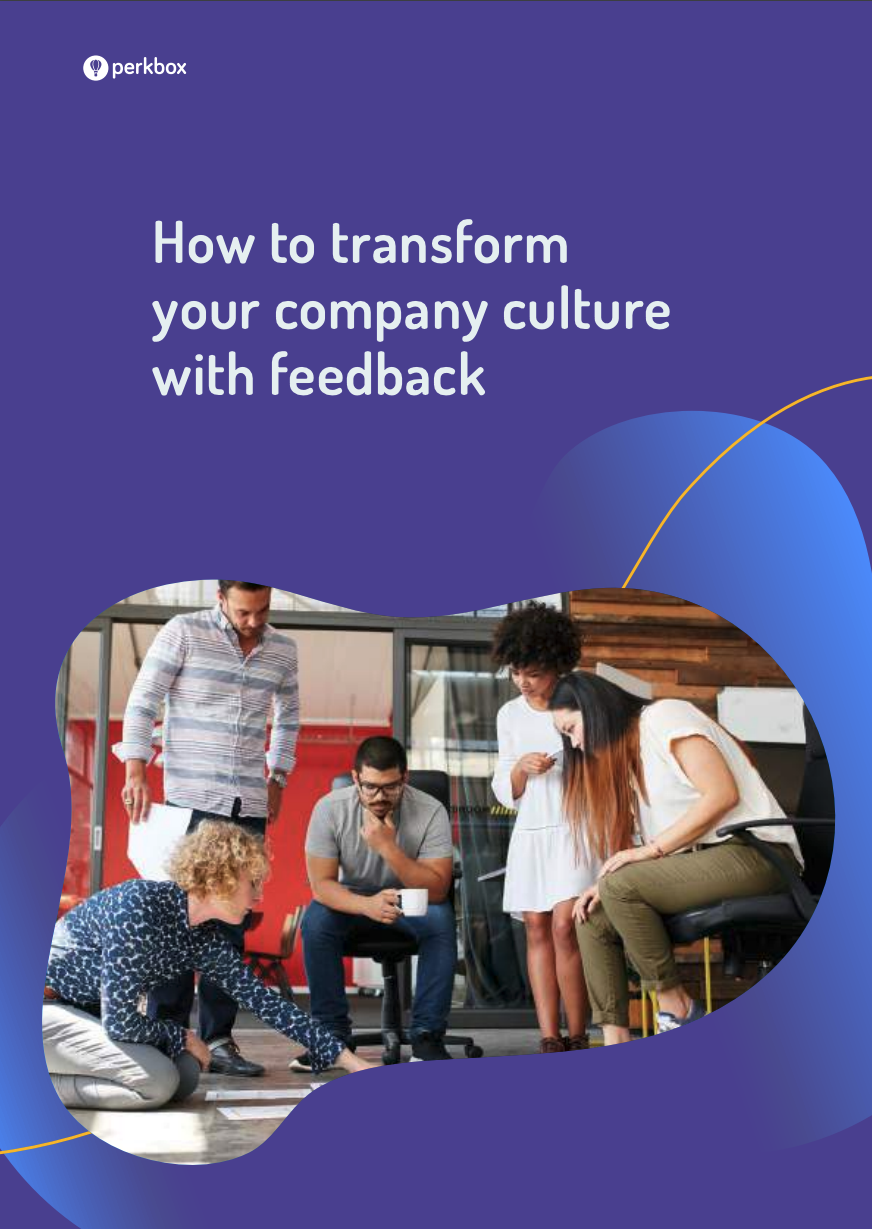 How to transform your company culture with feedback