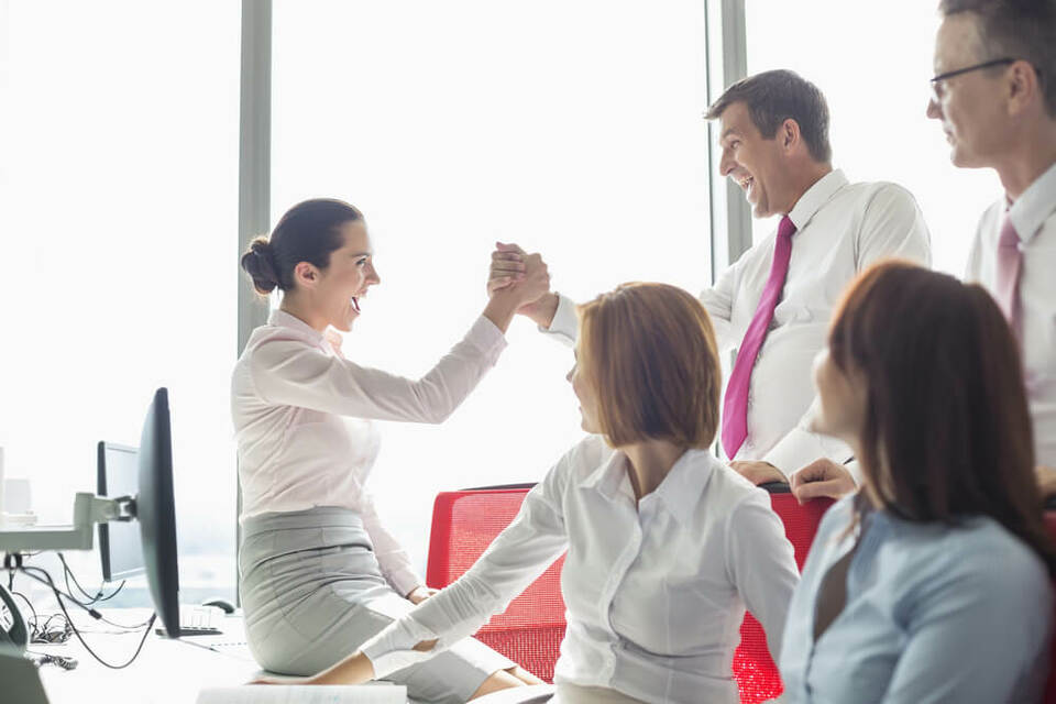Warm, Enjoyable or Competitive: What do we really think of our workplaces?