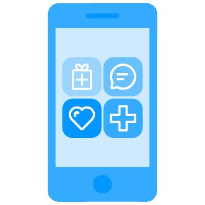 Sur site et appli mobile