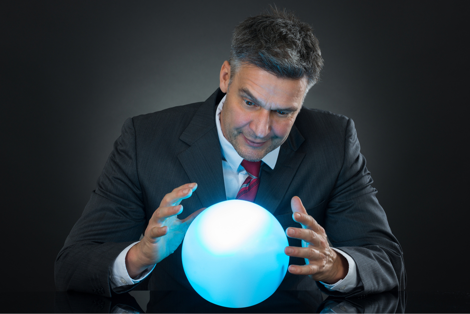 Predicting your workforce needs five years in the future