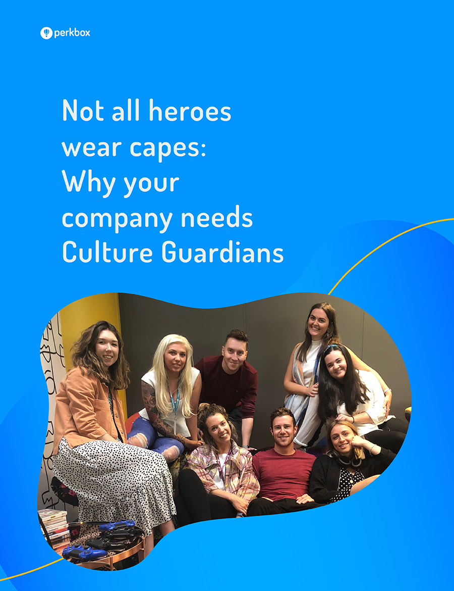 Not all heroes wear capes: Why your company needs Culture Guardians