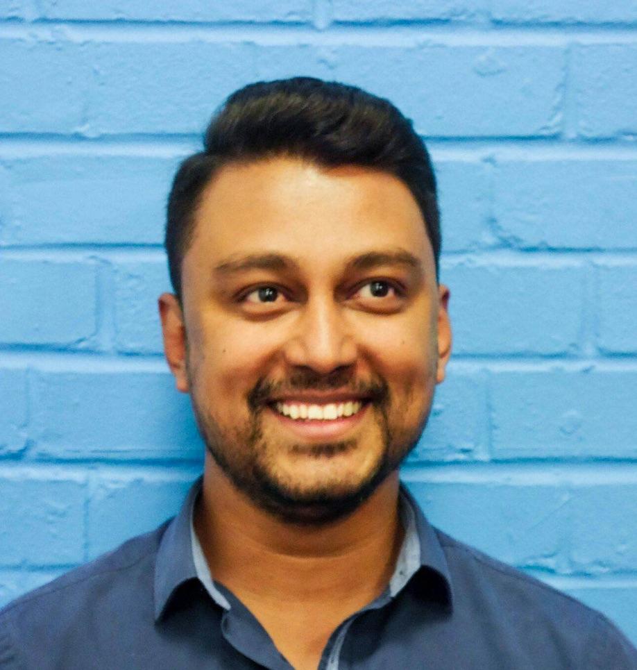 Mohsin, Financial Controller