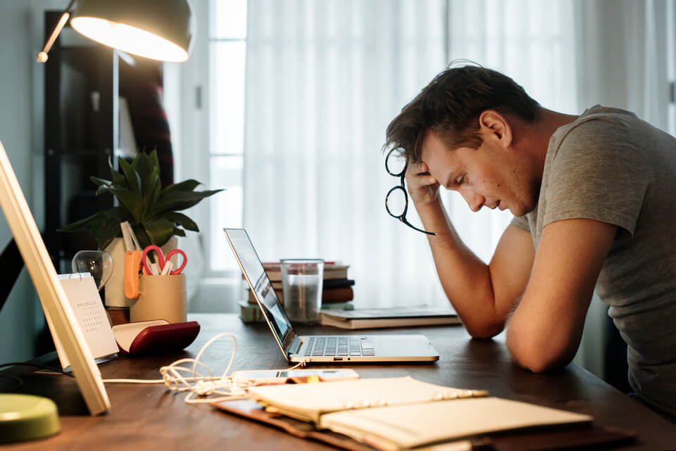 The 2020 UK workplace stress survey