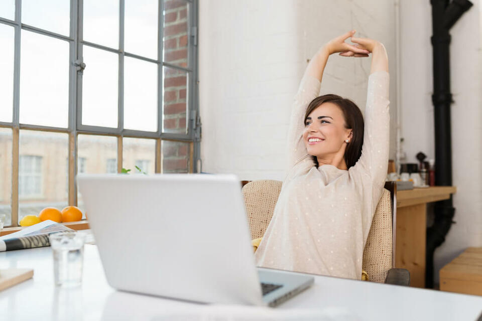Five remote working tips for Stress Awareness Month and beyond
