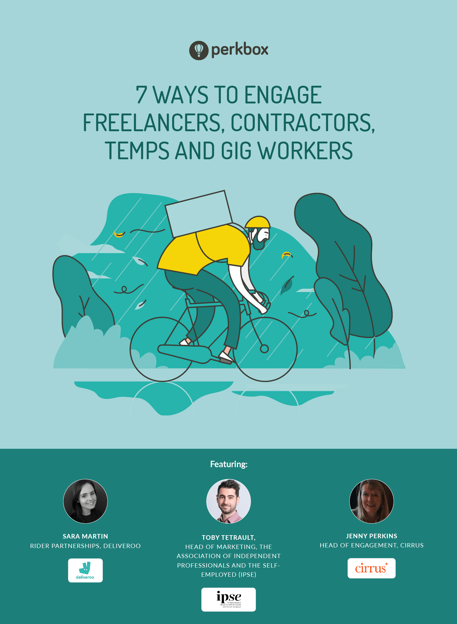 7 Ways to Engage Freelancers, Contractors, Temps and Gig Workers