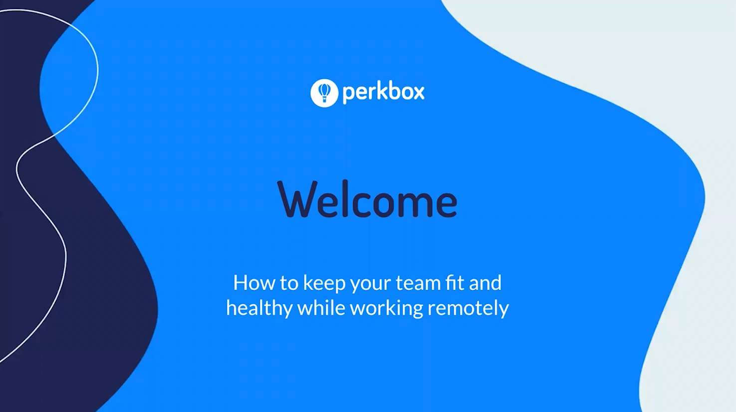 Free webinar: How to keep your team fit and healthy while working remotely