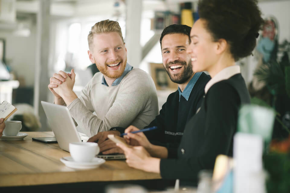 Learning new things, spending time with friends and having space to be creative are among the REAL reasons we come to work – and money is only SIXTH on our list of priorities, a study found.