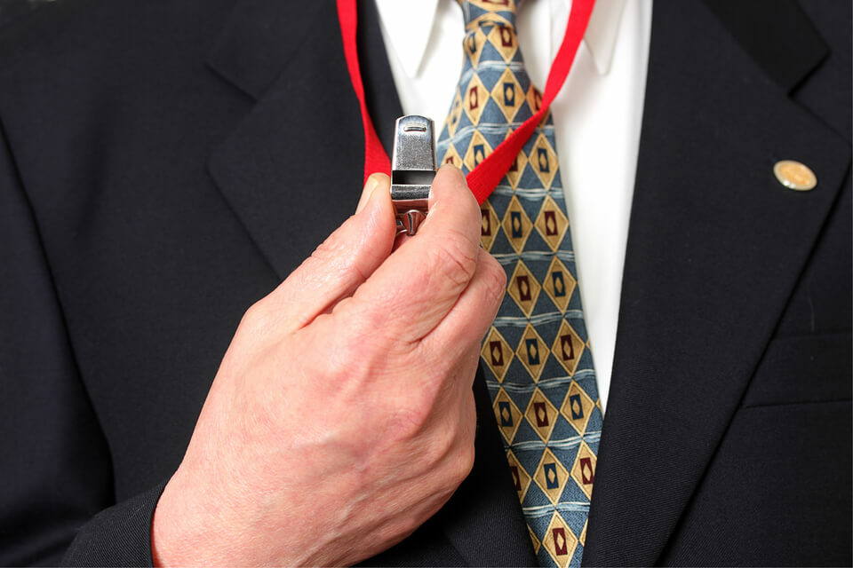 Keeping the whistleblowers of workplace misconduct protected