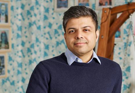 London Business School Awards Saurav Chopra as Entrepreneur of the year 2018