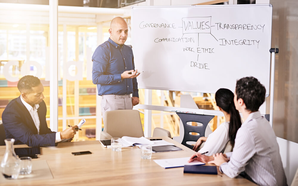 How to build company values to shape your culture