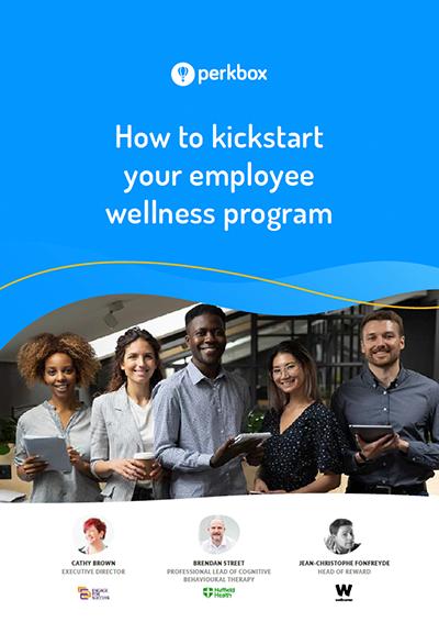 How to kickstart a wellness program