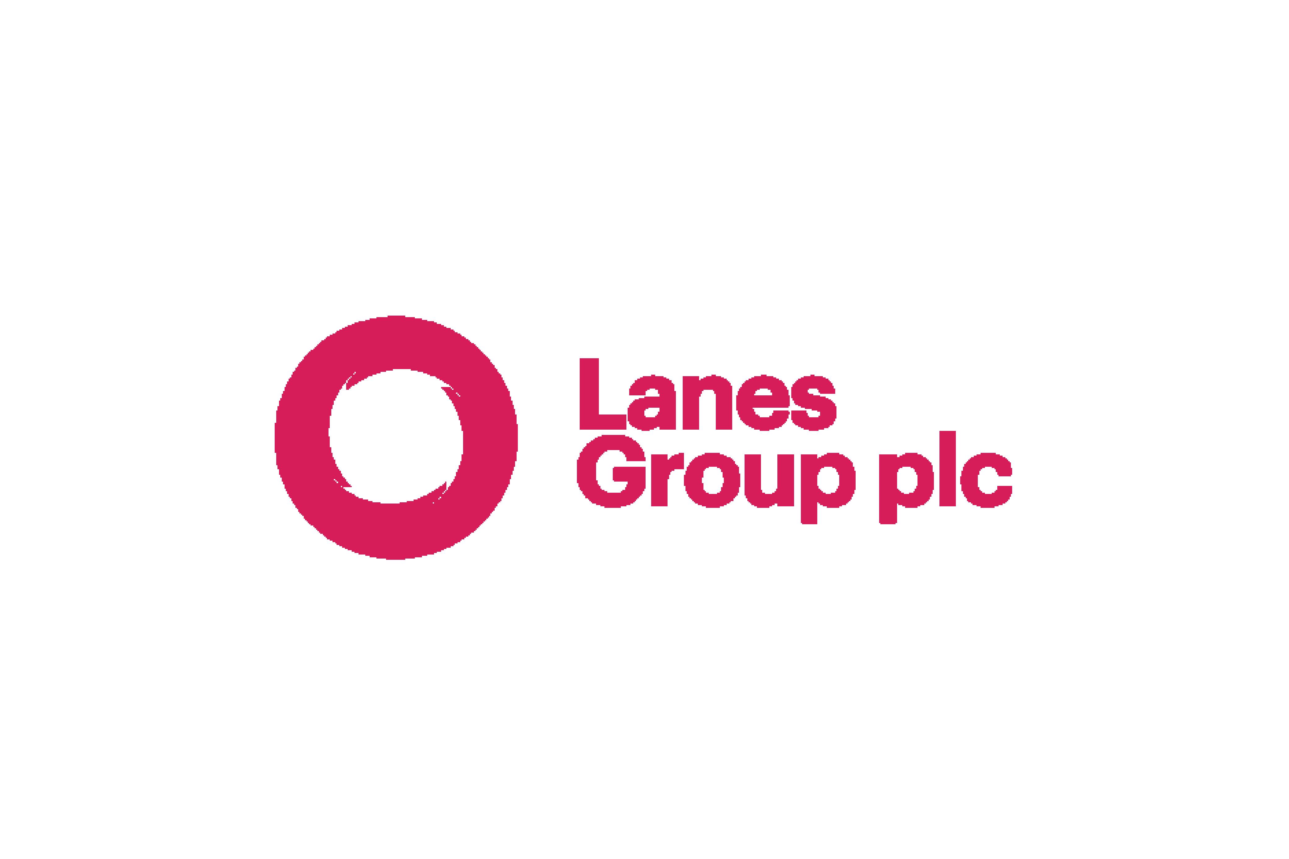 lanes group logo