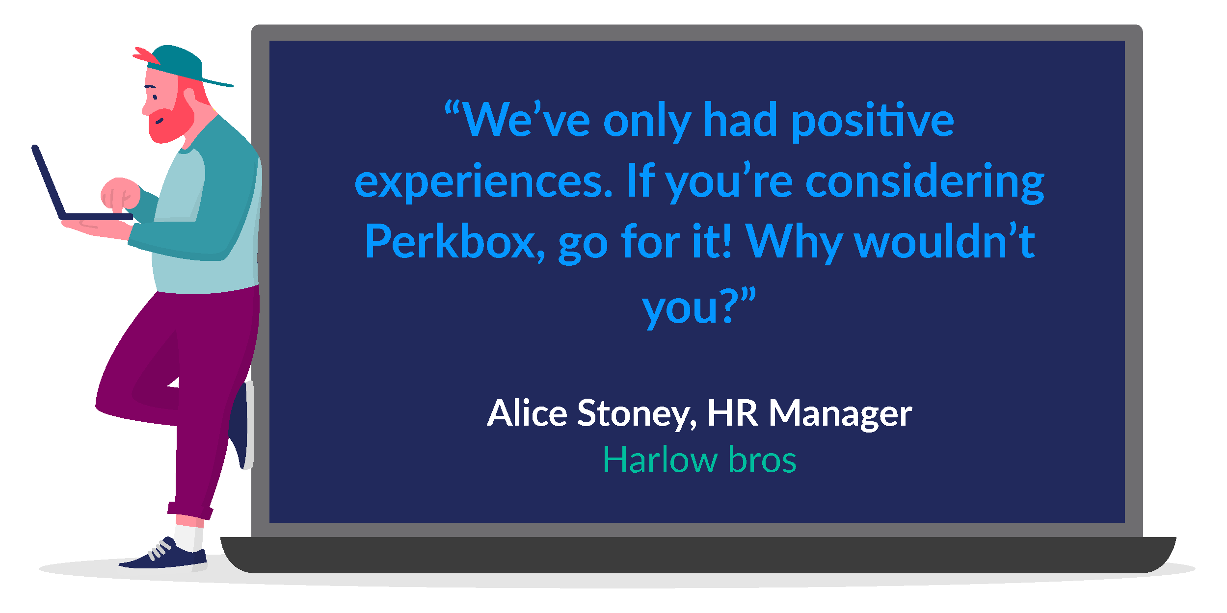 harlow bros quote