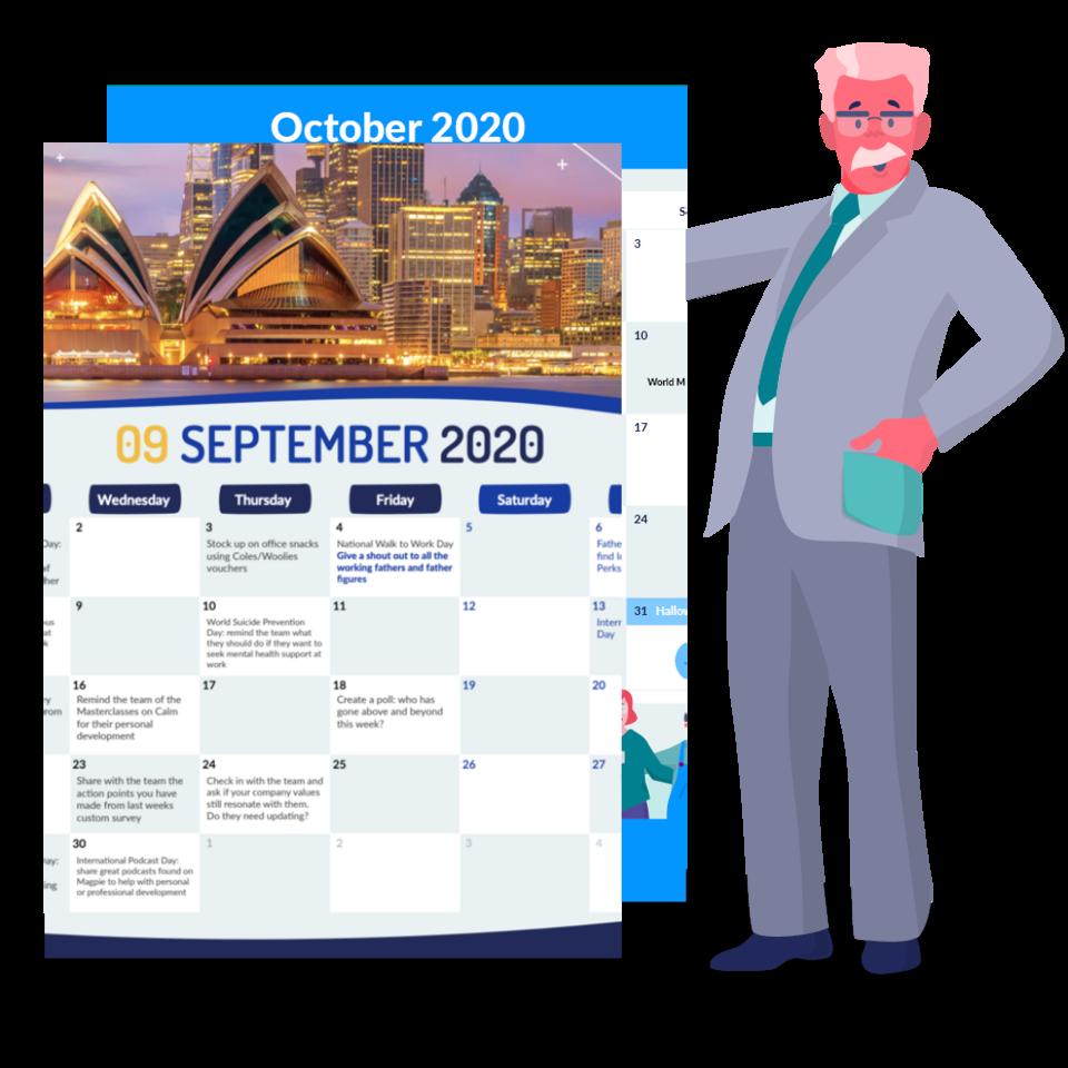 September 2020 Culture Calendar