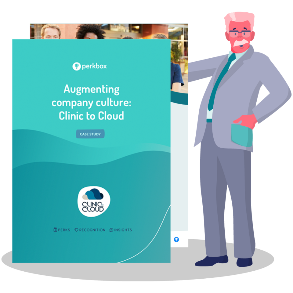 Augmenting company culture: Clinic to Cloud