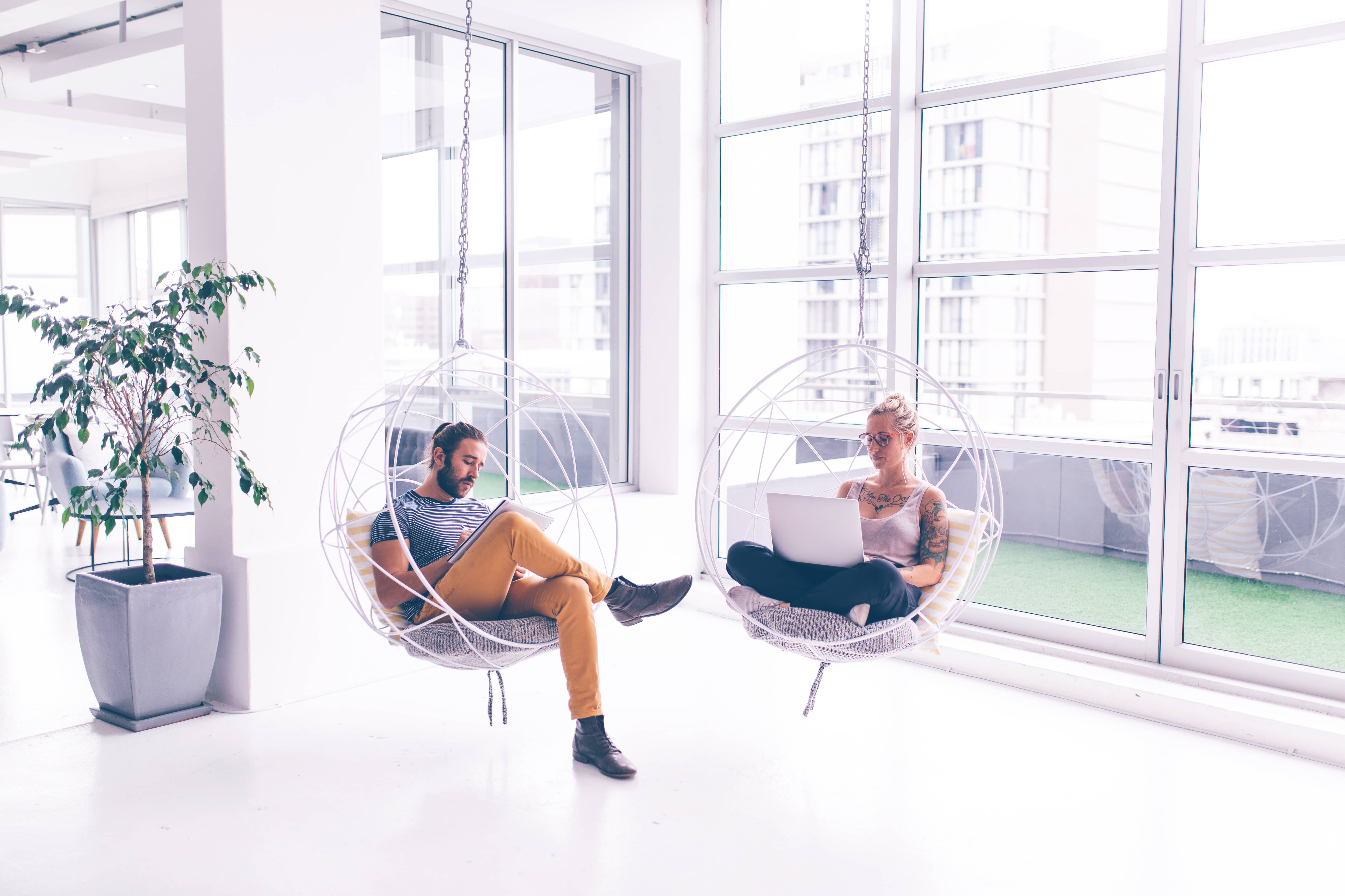 Is the office dead? Reinventing the workplace for the New Working World