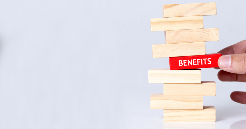 The employee benefits bonanza: fad or future?