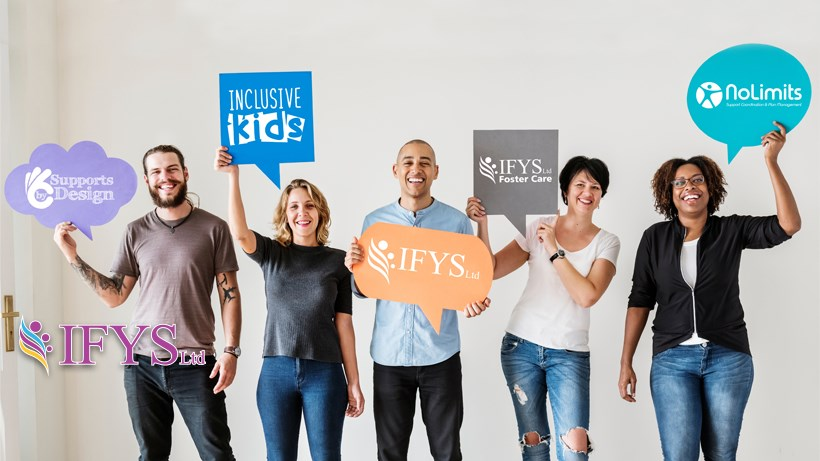 IFYS is a not-for-profit using Perkbox for employee wellbeing